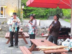 Gower Inn Musicians 2012